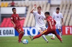 HLV Đinh Thế Nam tiếc vì U16 Việt Nam không ghi bàn