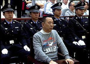 Dân TQ đổ xô đấu giá siêu xe của tỉ phú mafia Lưu Hán