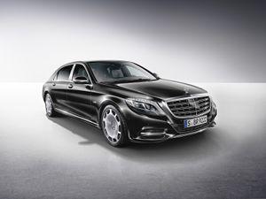 Mercedes-Benz S-Class 2017 trình làng, có thêm bản Maybach mới