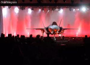 Nhật Bản tiếp nhận siêu tiêm kích F-35 đầu tiên