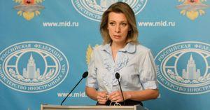 Người phát ngôn Bộ Ngoại giao Nga đáp trả cáo buộc của Anh về vai trò của Nga ở Syria
