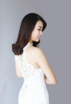 Thân hình chữ S tuyệt đẹp của Hoa hậu Đỗ Mỹ Linh