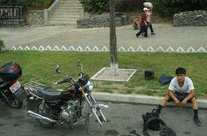 Nông thôn Triều Tiên qua bộ ảnh mới nhất