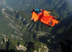 Những địa điểm du lịch không dành cho người yếu tim ở Trung Quốc