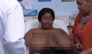 Ác mộng của người phụ nữ có bộ ngực to lên mỗi ngày