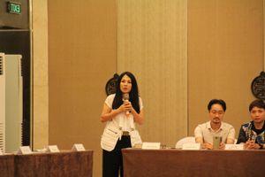 NTK Minh Hạnh: 'Hà Nội là trung tâm thời trang của Việt Nam'