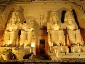 Ramesses II - Vị vua được mệnh danh là Ông tổ vĩ đại của Ai Cập