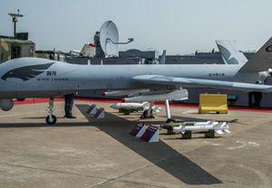 Trung Quốc lên kế hoạch kiểm soát Biển Đông với đội quân UAV
