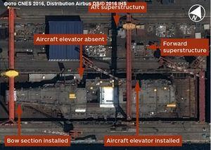 Chóng mặt tốc độ đóng tàu sân bay thứ hai CV -17 của Trung Quốc