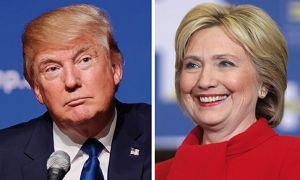 Ông Trump và bà Clinton có cuộc tranh luận đầu tiên 9h sáng nay