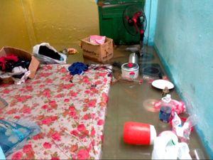 Mưa to, Sài Gòn ngập trong biển nước: Đêm bơ vơ không nhà