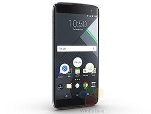 Ngắm loạt ảnh mới nhất của BlackBerry DTEK60