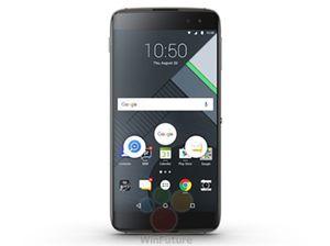 BlackBerry DTEK60 lộ hình ảnh chính thức, giống Alcatel IDOL 4S