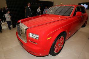 Rolls-Royce chuyển 30 chiếc Phantom theo đặt hàng của tỷ phú Hong Kong