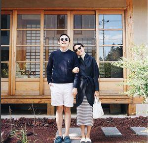 Bộ ảnh cưới giản dị như cuộc sống của vợ chồng người Hàn
