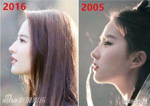 Nhan sắc của Lưu Diệc Phi sau 10 năm thay đổi như thế nào?