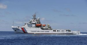 Singapore tố báo Trung Quốc dựng chuyện về biển Đông