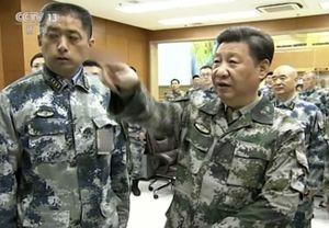 Ông Tập Cận Bình muốn Trung Quốc tăng răn đe hạt nhân