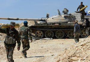 Video chiến sự Syria: Quân chính phủ đè bẹp IS trên nhiều tuyến lửa