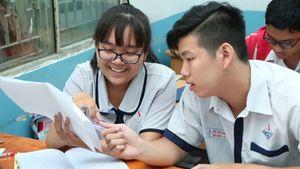 Công bố phương án thi trung học phổ thông quốc gia 2017