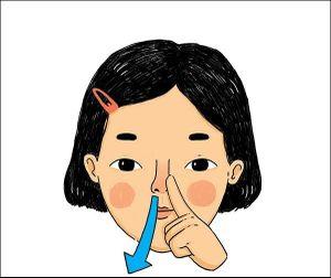 Mẹ 'tá hỏa' phát hiện hạt vòng mắc trong hốc mũi của con khi bé đi học về