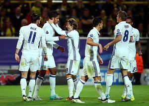 Ronaldo ghi bàn, Real bị Dortmund cầm hòa đáng tiếc