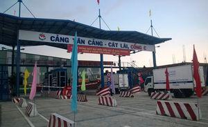 Hai thanh niên tử vong trong cảng lớn nhất Sài Gòn