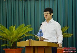 Bí thư Tỉnh ủy: Tập trung hoàn thành các mục tiêu, chỉ tiêu năm 2016