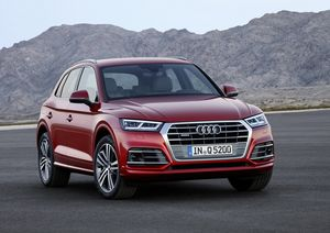 Audi Q5 thế hệ thứ hai chính thức ra mắt, thiết kế mới, nhẹ hơn 90 kg, 5 loại động cơ