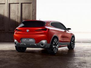 BMW giới thiệu ý tưởng crossover cỡ nhỏ X2 Concept