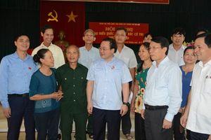 Bí thư Thành ủy Hà Nội: Huyện nghèo chưa nên xây trụ sở mới