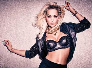 Nữ ca sĩ Rita Ora 'thiêu đốt' ánh nhìn với nội y táo bạo