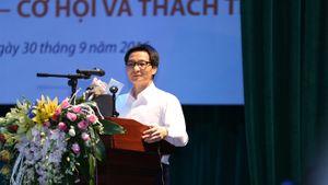 Phó Thủ tướng: 'Đổi mới đại học khó khăn hơn đổi mới doanh nghiệp'