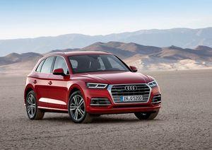 Audi Q5 2017 chính thức ra mắt