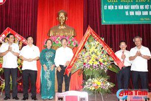 Gặp mặt kỷ niệm 20 năm ngày Khuyến học Việt Nam