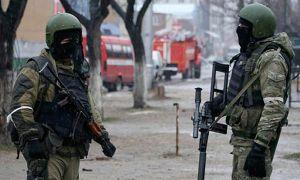 Nga bắt 135 người nước ngoài nghi là khủng bố