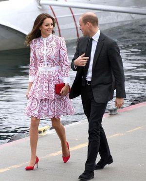 7 trang phục đẹp nhất của công nương Kate trong chuyến đi tới Canada