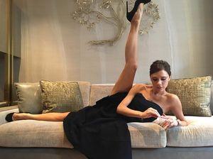 Victoria Beckham quyến rũ trong bộ ảnh thời trang mới