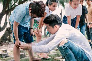 Trực tiếp liveshow 3 Giọng hát Việt nhí: 'Noo con' hóa thân thành Thánh Gióng