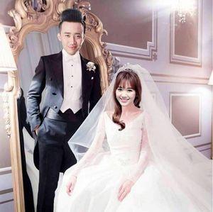 Sự thật ảnh cưới của Hari Won và Trấn Thành