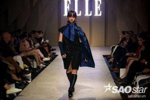 Sau tất cả, Quỳnh Mai vẫn là 'nữ hoàng' sàn runway trong top chiến binh The Face!