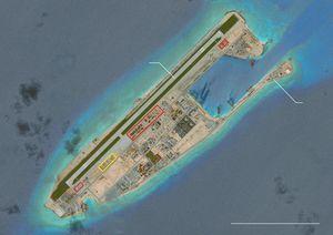 Biển Đông: Mỹ quyết chặn tham vọng Trung Quốc