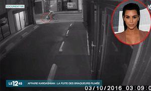 Công bố video vụ Kim Kardashian bị cướp nữ trang ở Paris