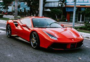 Chi 1 tỷ đồng độ Ferrari 488 GTB ở Đà Nẵng