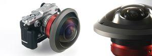 Entaniya 250 là ống kính Micro Four Thirds, góc nhìn 250°, nhìn được cả phía sau, giá $3500