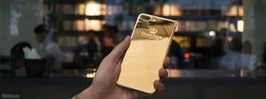 Mở hộp iPhone 7 Plus phiên bản vàng 24K, giá 180 triệu đồng