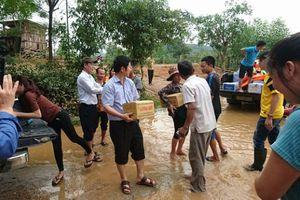 Ông Võ Kim Cự nói về thông tin 'tranh công làm từ thiện' sau lũ