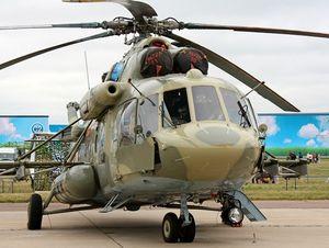 Nga bàn giao 2 trực thăng Mi-8MTV-5-1 cho Belarus