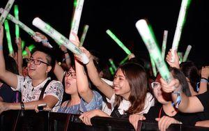 Giới trẻ Hà thành phát cuồng với Monsoon Music Festival