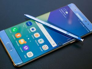 Đường sắt cũng cấm cửa Samsung Note 7